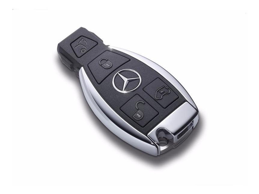tipos de llaves de coches manos libres